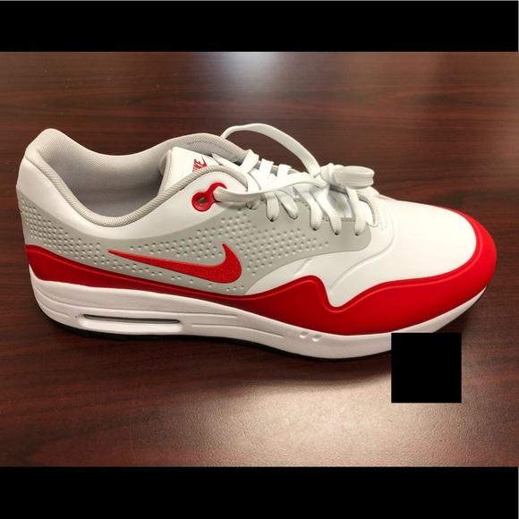 Nike Air Max 1 G Golf New Men's Size 13 Golf Shoe NWT